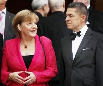 """""""Đừng gọi ông ấy là ngài Merkel"""""""