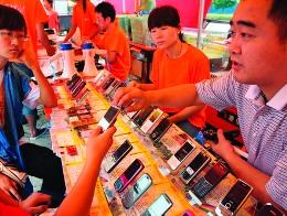 Trung Quốc sắp vượt Nhật về tiêu thụ sản phẩm IT
