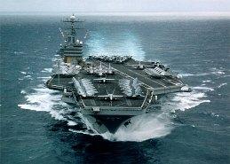 Lầu Năm Góc, Nhà Trắng bất đồng về kế hoạch triển khai thêm tàu sân bay tới vùng Vịnh