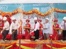 Khởi công khu du lịch nghỉ dưỡng 5 sao đầu tiên tại Hà Tĩnh