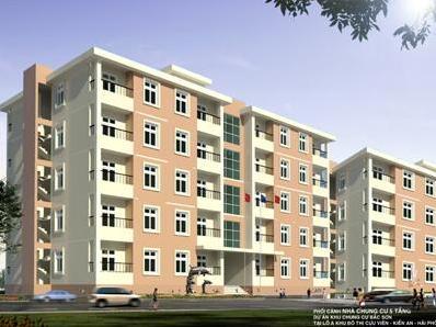 Hải Phòng có thêm hơn 460 căn hộ cho người thu nhập thấp
