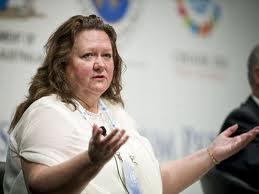 Tỷ phú mỏ Australia thành phụ nữ giàu nhất thế giới