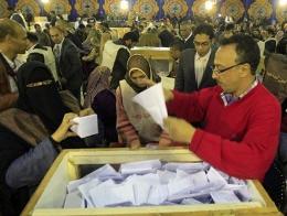 Ai Cập bước vào cuộc bầu cử mang tính lịch sử