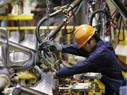 Hoạt động sản xuất Trung Quốc xấu đi trong tháng 5