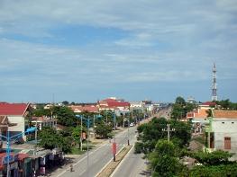 Công nhận thị trấn Ba Đồn mở rộng thuộc tỉnh Quảng Bình là đô thị loại IV