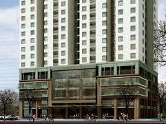 HUD3 chính thức cất nóc tòa nhà Golden Palace tại Hà Nội