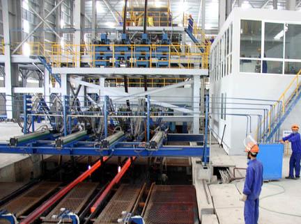 Chính thức vận hành khu liên hợp sản xuất hơn 4.000 tấn phôi thép tại Hải Phòng