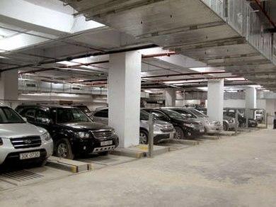 Hà Nội chưa cho phép xây bãi đỗ xe ngầm tại phố Lê Duẩn
