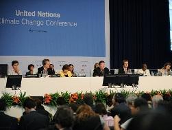 Đàm phán về biến đổi khí hậu thất bại do phản đối của Trung Quốc