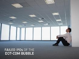 Những đợt IPO thất bại trong lịch sử bong bóng công nghệ