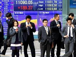 Triển vọng tại Hy Lạp giúp chứng khoán châu Á chấm dứt chuỗi giảm liên tiếp