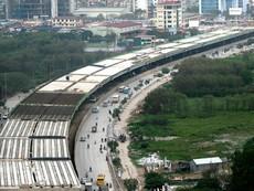 Hà Nội sắp thông xe đường vành đai 3
