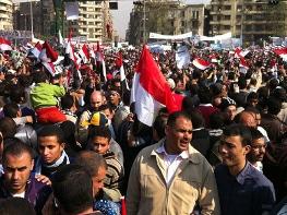 Ai Cập rúng động do biểu tình phản đối kết quả bầu cử tổng thống