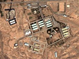 Các tòa nhà tại khu vực thử hạt nhân Iran biến mất bí ẩn