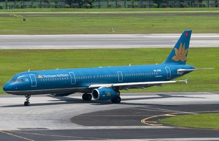 Vietnam Airlines vay 100 triệu USD mua máy bay A321