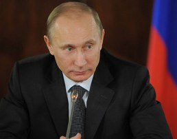 Ông Putin bắt đầu công du châu Á