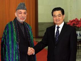 Trung Quốc tăng cường ảnh hưởng ở Afghanistan sau khi phương Tây rút
