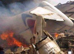 Máy bay chở khách gặp nạn ở Nigeria, hơn 150 người thiệt mạng