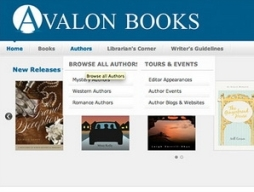 Amazon thâu tóm nhà xuất bản Avalon Books