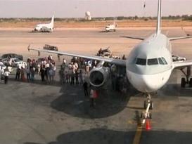 Quân nổi dậy Libya chiếm sân bay ở thủ đô Tripoli