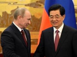 Nga tăng cường hợp tác quân sự với Trung Quốc