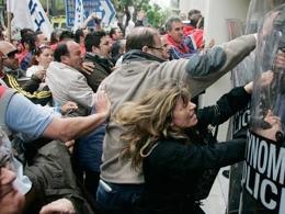 Hy Lạp rơi vào vòng xoáy thất nghiệp
