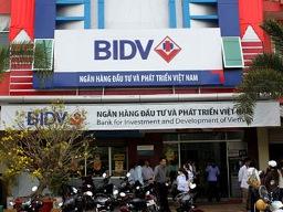 BIDV giảm lãi suất cho vay xuống 12%/năm