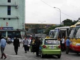 Sẽ xây toà nhà hỗn hợp tại bến xe Lương Yên