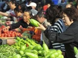 CPI tháng 5 của Trung Quốc thấp nhất 2 năm