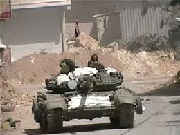 Phe nổi dậy Syria giành lại trung tâm thủ đô Damascus