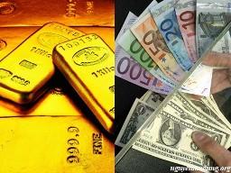 Quốc hội xem xét đưa vàng và ngoại tệ vào dự trữ quốc gia