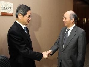 Nhật Bản, Trung Quốc nhất trí kiềm chế trong các vấn đề nhạy cảm