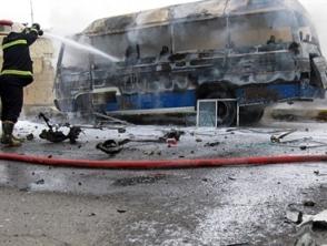 Đánh bom hàng loạt ở Iraq, ít nhất 55 người thiệt mạng