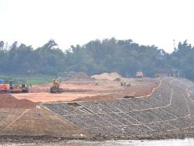 171 tỷ đồng giải phóng mặt bằng dự án Đường bờ Nam sông Trà Khúc, Quảng Ngãi