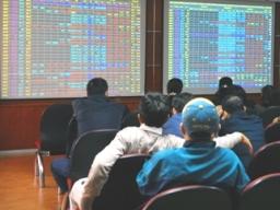 Giao dịch trên HNX dưới 200 tỷ đồng, thị trường tiếp tục giảm