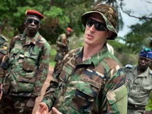 Mỹ mở rộng mạng lưới căn cứ bí mật tại châu Phi