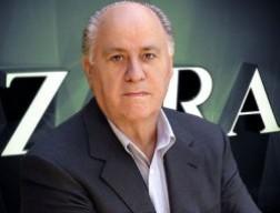 Ông chủ hãng thời trang Zara trở thành người giàu nhất châu Âu