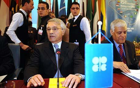 OPEC quyết định duy trì hạn ngạch dầu mỏ