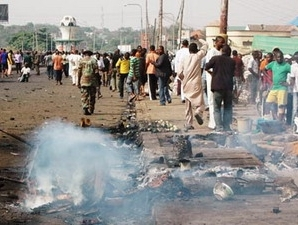Nigeria ban bố lệnh giới nghiêm sau vụ đánh bom liên hoàn
