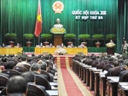 Quốc hội thông qua Luật Bảo hiểm tiền gửi, Luật Phòng chống rửa tiền