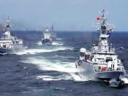 Indonesia-Trung Quốc lên kế hoạch tập trận hải quân chung