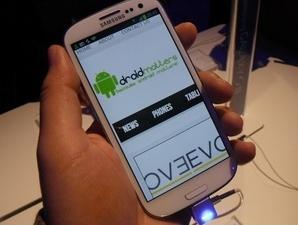 Samsung sẽ ra mắt Galaxy S III thương hiệu SAFE