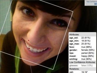 Facebook mua trang nhận diện khuôn mặt Face.com