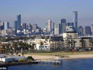 Melbourne hứng chịu động đất mạnh nhất 100 năm