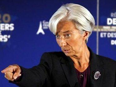 IMF sẵn sàng giúp châu Âu vực dậy sau khủng hoảng