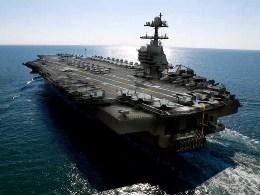Hải quân Mỹ chi 42 tỷ USD chế tạo tàu sân bay mới