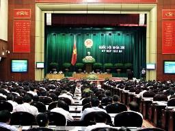 Quốc hội thông qua việc Thủ tướng quy định khung giá bán lẻ điện