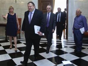 Chính phủ Hy Lạp yêu cầu gia hạn thêm 2 năm để đạt mục tiêu ngân sách