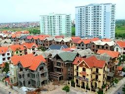 Tín dụng bất động sản tăng 4,83% đến hết 30/4