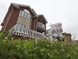 Doanh số bán nhà đã qua sở hữu của Mỹ giảm xuống 4,55 triệu căn trong tháng 5